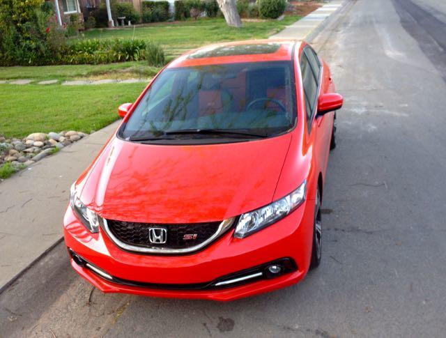 2015 Honda Civic: Iconic compact still segment leader 8