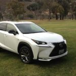 Driving the Tour of California in a Lexus SUV, #1 1