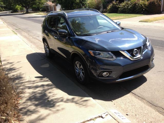 2015 Nissan Rogue: Worthy SUV in packed segment