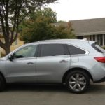 The 2016 Acura MDX has a news nine-speed automatic transmission.