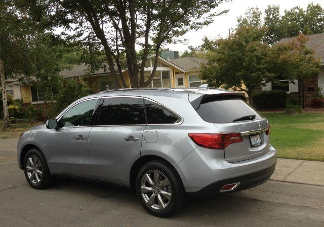 2016 Acura MDX: More technology, comfort for luxury SUV