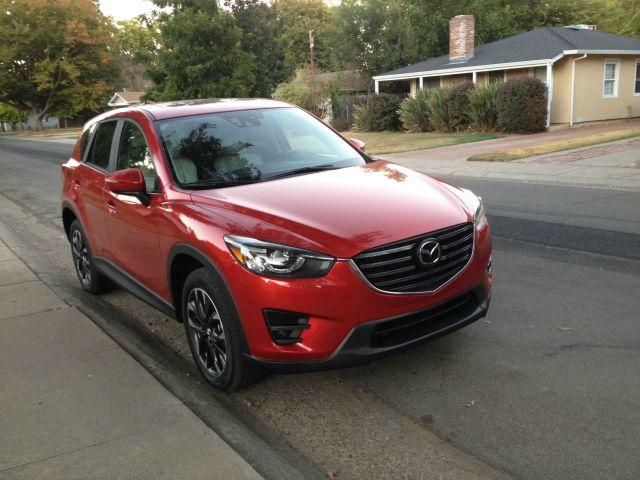 2016 mazda cx 5 versatile sporty fuel efficient. Black Bedroom Furniture Sets. Home Design Ideas