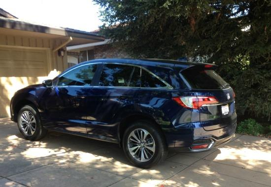 2016 Acura RDX: Compact SUV rules the family