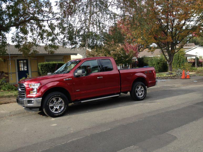 AmericanMuscle.comi is giving away $7,000 in parts to a Ford F-150 owner.