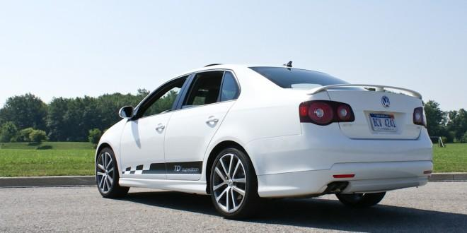 Volkswagen Jetta Sportwagen TDI, 2010: The Weekly Driver Car Review