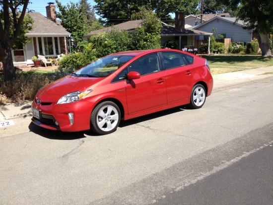 The Toyota Prius on one of 10 cars Consumer Reports reports is capable of lasting 200,000 miles.