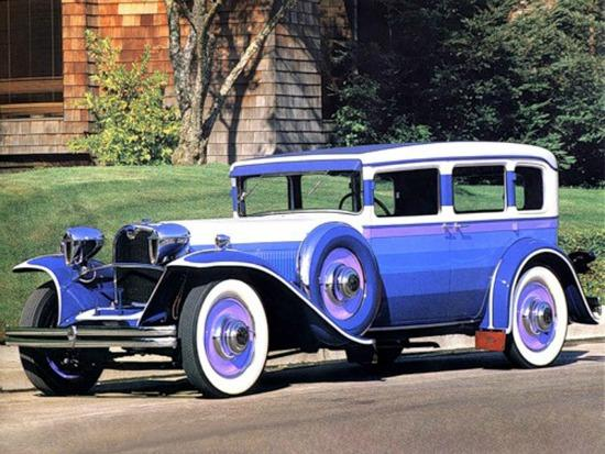 """Fewer than 20 Ruxton cars remain and most will be at the Concours d""""Elegance."""