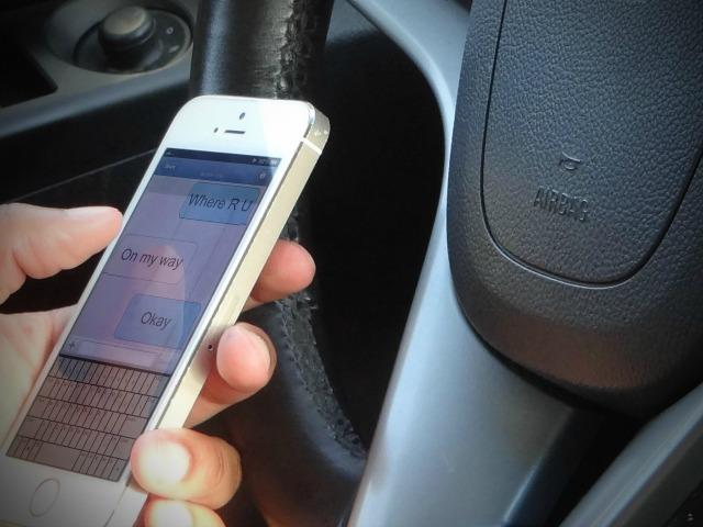 Texting while driving is unsafe despite its prevalent practice.