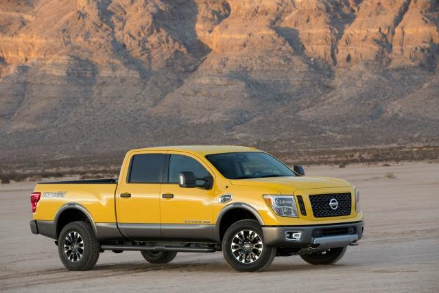 The 2016 Nissan Titan XD is the Cars.com Truck of the Year.