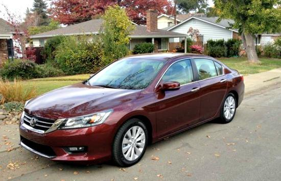 The 2014 Honda Accord is available in six trims.