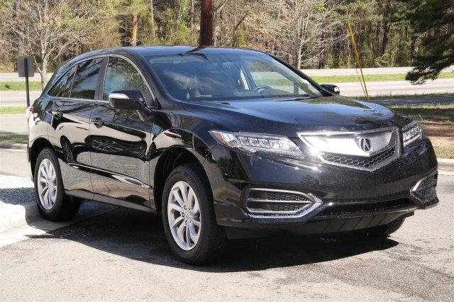 2017 Acura RDX: Hefty price, best compact SUV