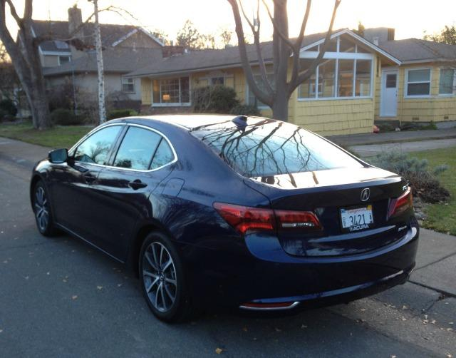 The 2015 Acura TLX replaces the Acura TL an TSX.