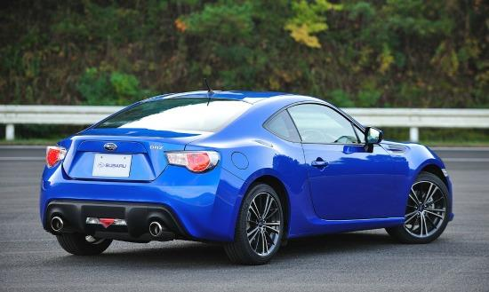 preview 2015 subaru brz adds limited edition. Black Bedroom Furniture Sets. Home Design Ideas
