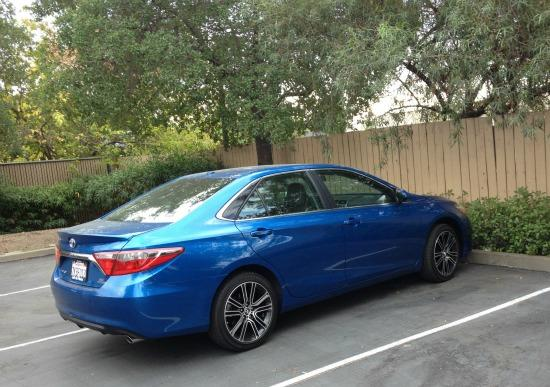 The 2016 Toyota Camry lineup includes a new Special Edition trim.