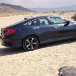2016 Honda Civic Touring: Hot desert, high speed, long haul 2