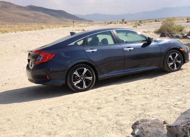 2016 Honda Civic (Touring): 9 days, 1,932 miles, all good 2