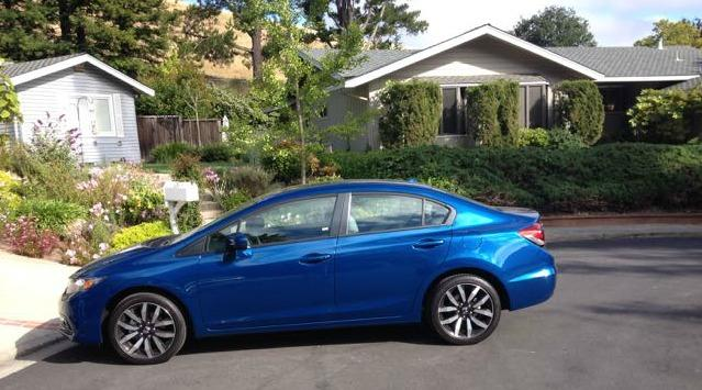 2015 Honda Civic EX-L Navi: Most versatile new car? 7