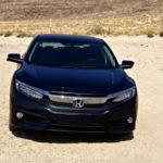 2016 Honda Civic Touring: Hot desert, high speed, long haul 3