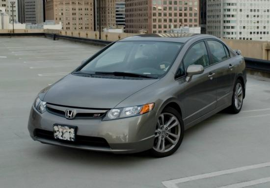 The 2006 Honda Civic Si is a good best buy used car.