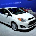 2013 LA Auto Show: 2014 Ford C-Max.