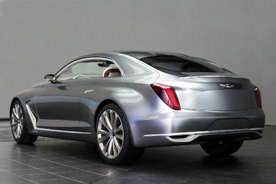 Hyundai among 14 concept cars at Concours d'Elegance
