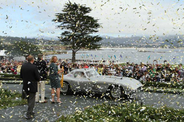 Sandra Button: Queen of the Concours d'Elegance