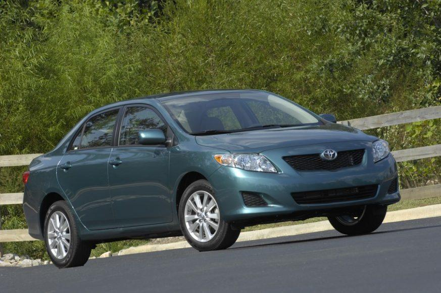 Toyota recall: Camry, Corolla, Matrix among eight models suspended 4