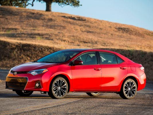 The 2014 Toyota is the 12th edition of the car dating to 1966.