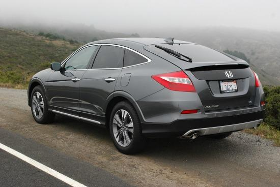 The Unique Looking Honda Crosstour Has Been Discontinued