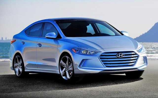 The 2017 Hyundai Elantra has a starting price of $100 less than 2016.