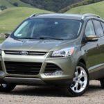 2013 LA Auto Show: 2014 Ford Escape.