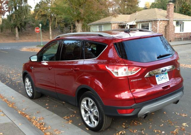 2016 Ford Escape: Versatile SUV remains pack leader 3