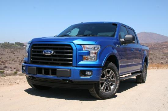 Ford recalls 375,000 cars, trucks, including F-150
