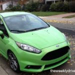 2014 Ford Fiesta: Sporty, limited subcompact 3