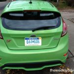 2014 Ford Fiesta: Sporty, limited subcompact 1