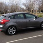 The 2014 Ford Focus has European styling.