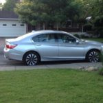 2015 Honda Accord Hybrid: Iconic sedan gets better 2