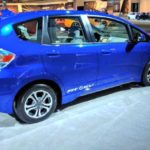 The 2014 Honda Fit is among 1.7 million Honda cars and trucks being recalled for faulty airbags.