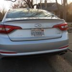 The 2015 Hyundai Sonata has been redesigned inside and outside.