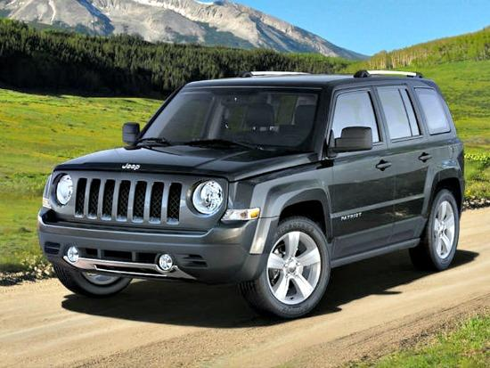 2014 Jeep Patriot continues the brand's rugged tradition.