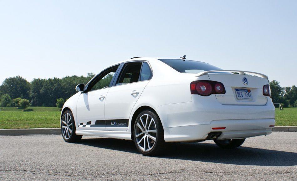 2014 Volkswagen Jetta TDI: Thrifty, sleek, quiet 4