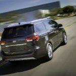 2015 Kia Sedona: Redesigned minivan a worthy choice 2