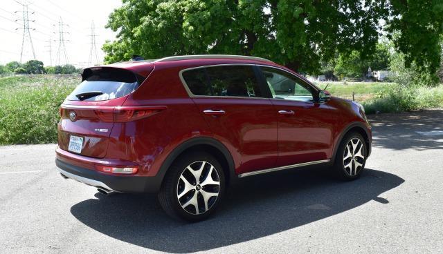 2017 Kia Sportage: New SUV design stuns, shines 2