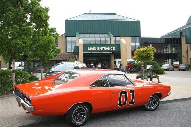 Bubba Watson and his controversial drive, a 1969 Dodge Charger