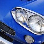 Driver's side front headlights