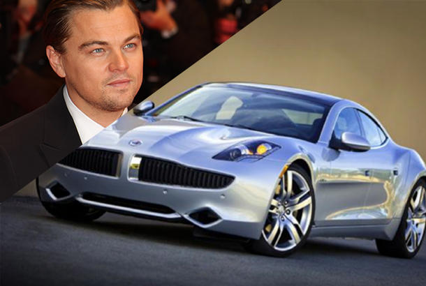 Leonardo DiCaprio: green car, issue advocate chided