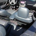 The interior of the 2014 Lexus IS 350C.