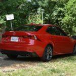 2016 Lexus IS200: New luxury sedan gives BMW pause 7