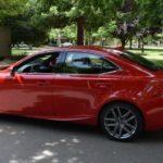 2016 Lexus IS200: New luxury sedan gives BMW pause 2