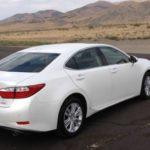 2015 Lexus ES 350: Perfect sedan for a 2,000-mile desert trek 2